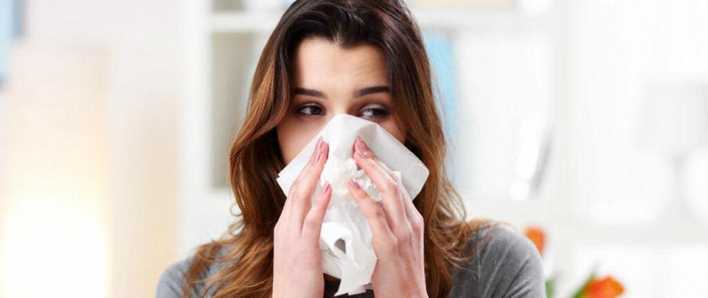 Alergias, sus causantes y formas de prevenir
