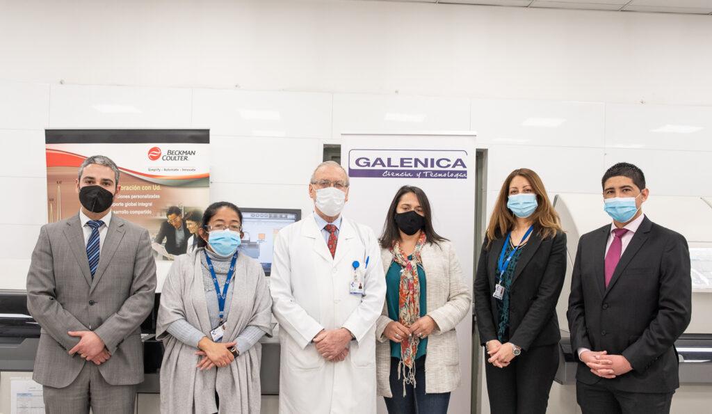 Laboratorio Blanco se moderniza con Galénica